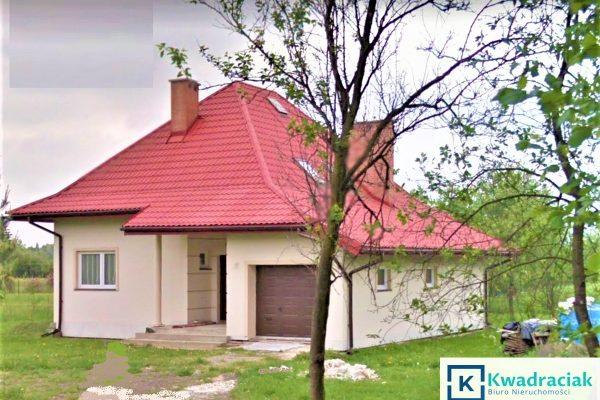 Dom na granicy Krosna