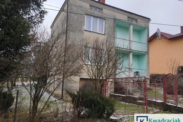 REZERWACJA! Dom w Jurowcach koło Sanoka – okazja!