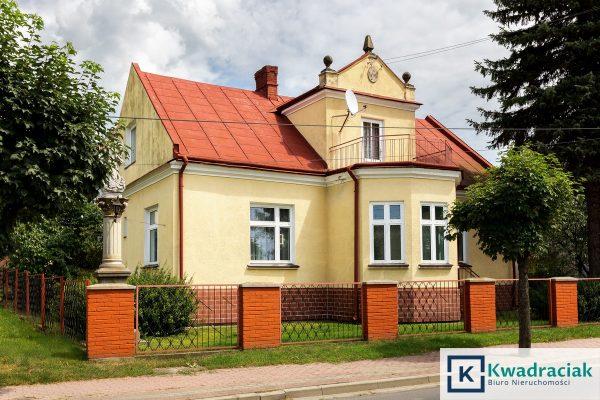 Atrakcyjny dom w Krośnie