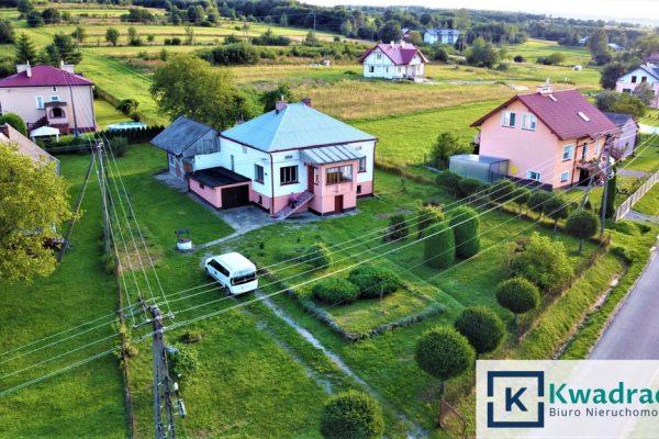 Dom w Łękach Dukielskich