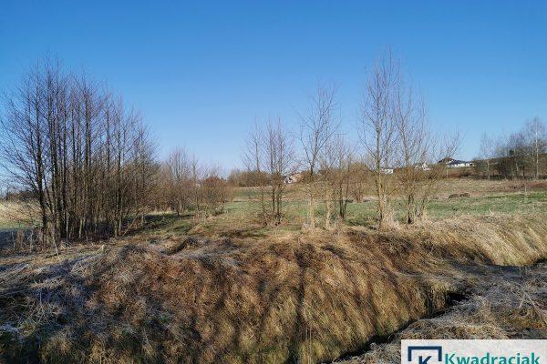 Działka w Korczynie