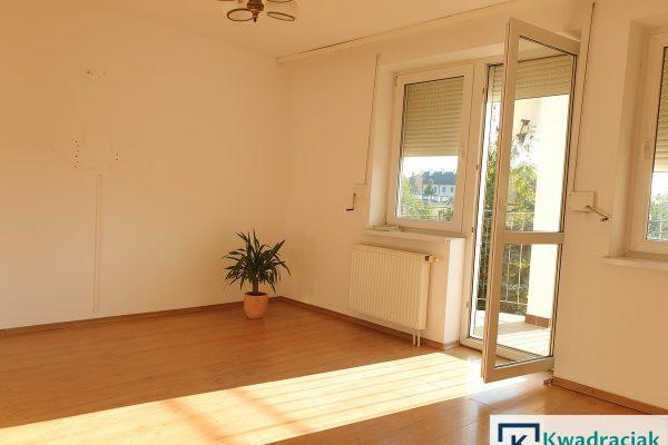 Mieszkanie 47 m2 w Krośnie, II piętro z balkonem i piwnicą